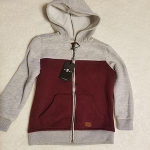 Brand new 7 For All Man Kind kids sweatshirt